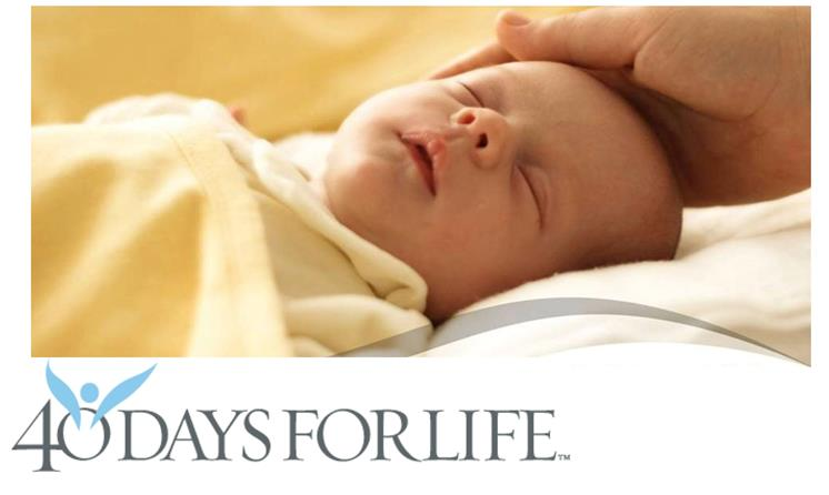 One Woman's Choice and the 40 Days for Life