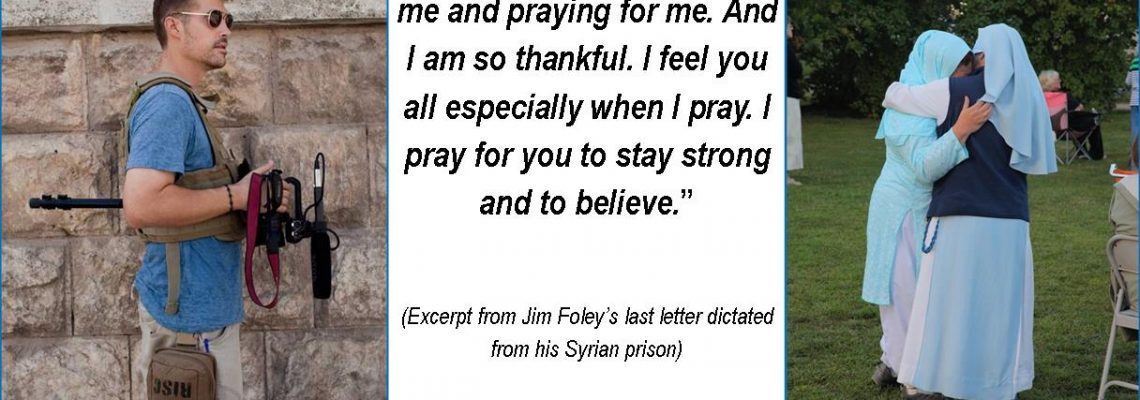 A Tribute to James Foley, Reporter